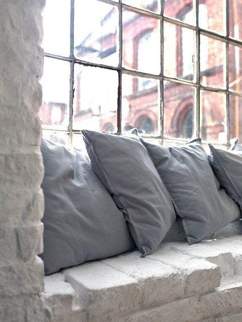 Canapé fenêtre