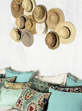 Deco chapeaux intérieur