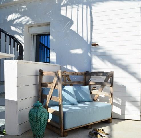 Déco DIY pour votre terrasse d'été