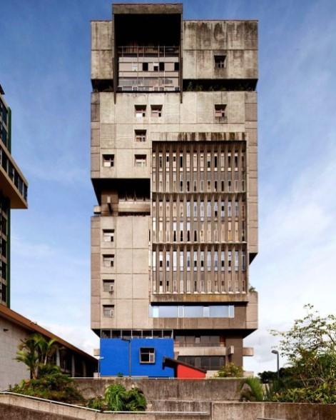 architecture brutalisme