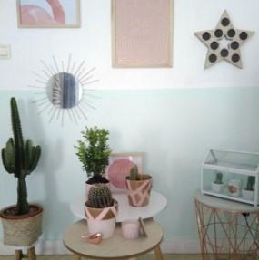décoration pastel accessoires