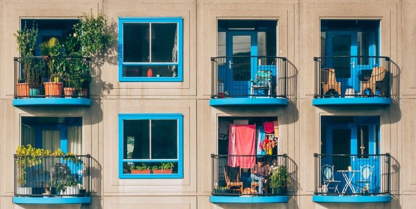 balcons appartements