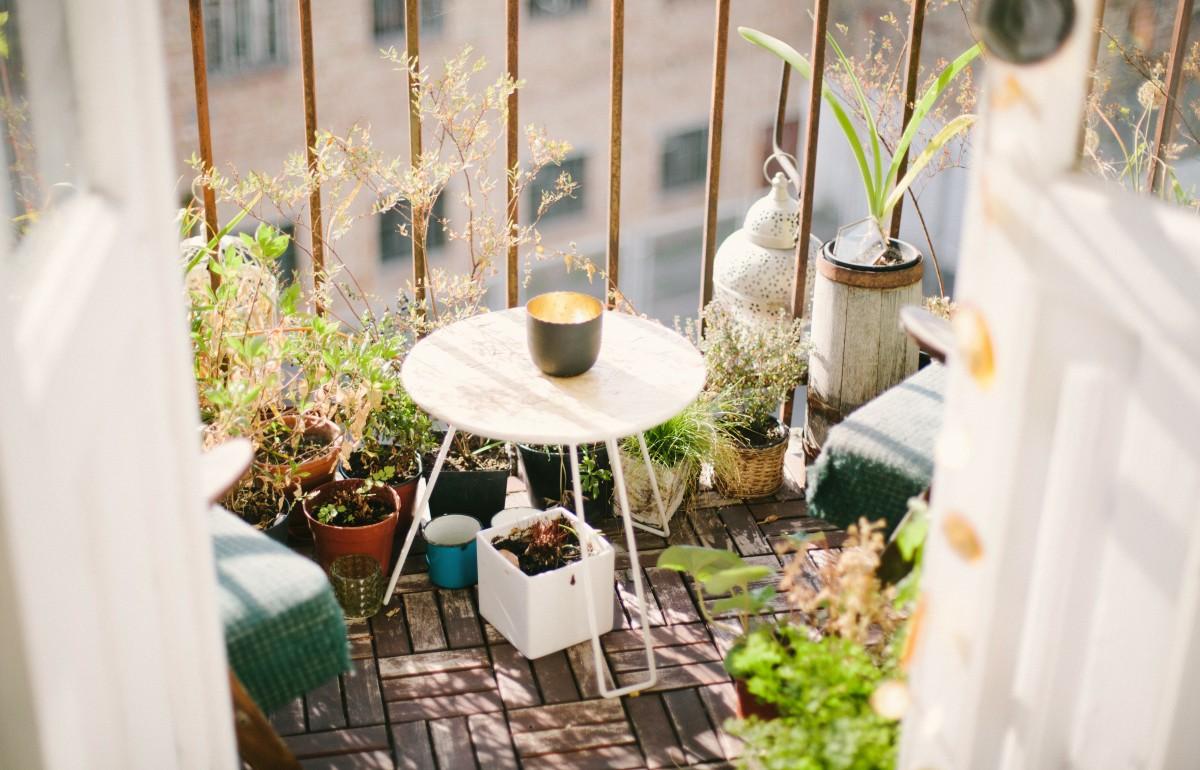 Id Es De D Coration Pour Votre Balcon Deco Maison